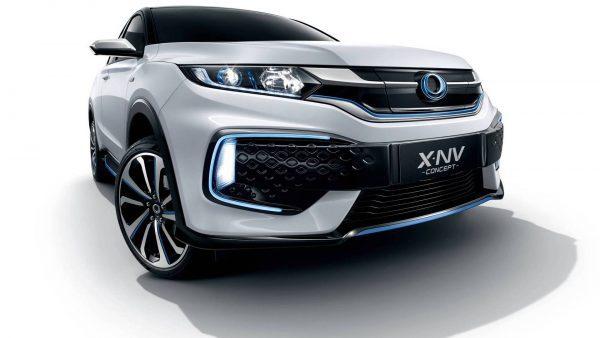 Honda X - Nv