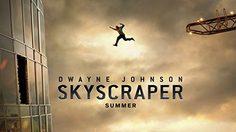 เดอะร็อกกระโดดพุ่งเข้าหน้าต่างตึกระฟ้า!!? บนโปสเตอร์แรกจากหนังแอคชั่น Skyscraper