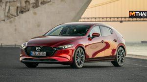 Mazda เผยสเปคเครื่องยนต์ Skyactiv-X 180 แรงม้า คายไอเสีย 96 กรัม/กม.