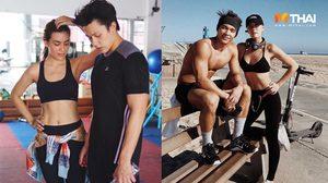 5 คู่รัก ฟิตแอนด์เฟิร์ม จูงมือ ออกกำลังกาย หวานจนมดขึ้นฟิตเนส