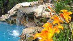 28 ไอเดียสวนน้ำตก แสนสวย! เพิ่มความร่มรื่นให้บ้านของคุณ