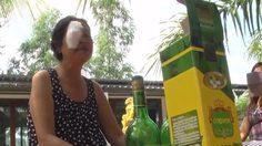 ยายวัย 56 ถูกหลอกขายน้ำสมุนไพรหยอดตา สุดท้ายติดเชื้อตาบอด