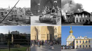 เปรียบเทียบความแตกต่าง ตั้งแต่ปี 1940 ถึงปัจจุบัน หลายเมืองใน ยุโรป เปลี่ยนแปลงขนาดไหน