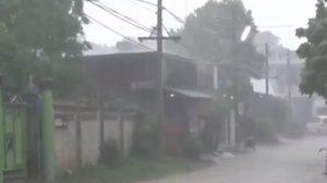 ปภ. เผย พายุทกซูรี ถล่ม 9 จังหวัดจมบาดาล