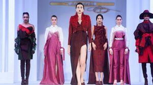 15 Young Designer กับ แฟชั่นผ้าไทย ดีไซน์เริ่ด สวยเก๋ กว่านี้ไม่มีแล้ว!!