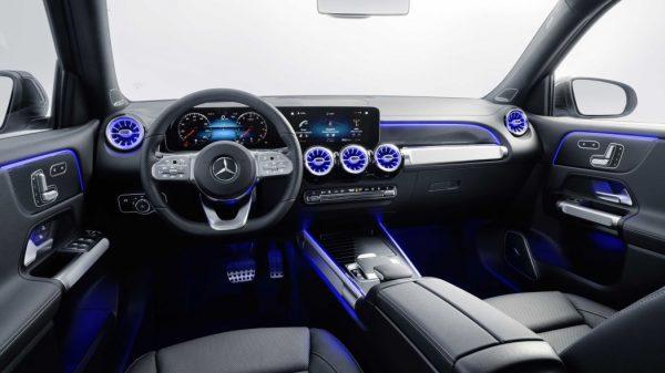 Mercedes Benz GLB 250