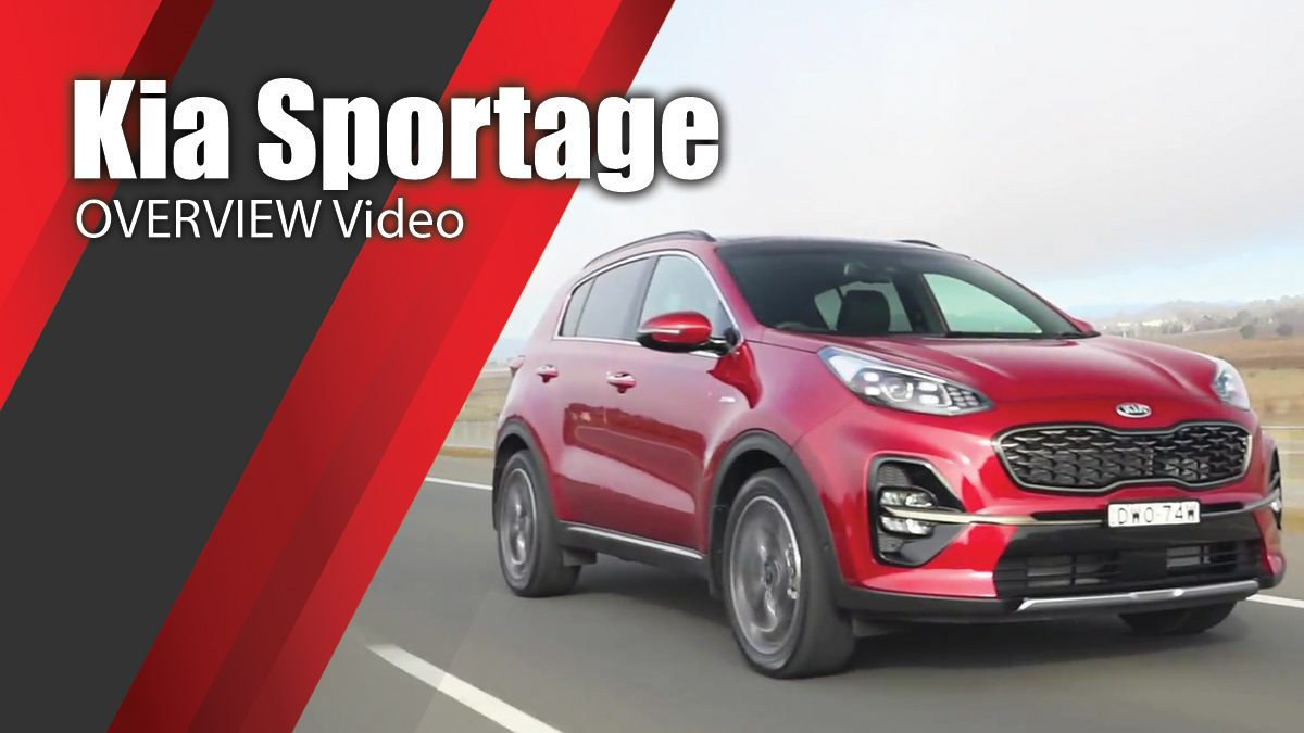 Kia Sportage OVERVIEW Video
