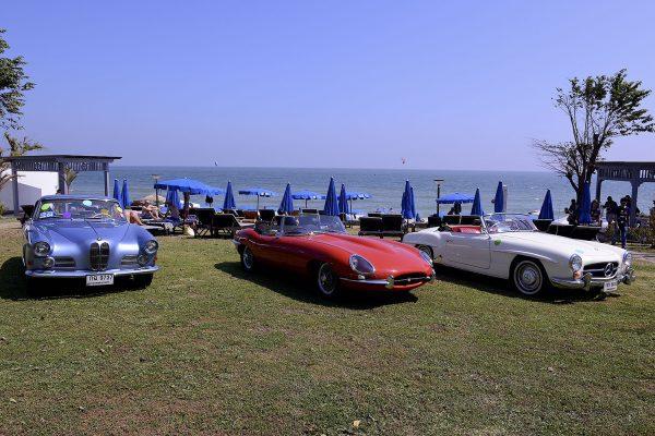 Vintage car Club