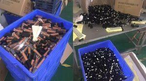 สาวๆ อึ้ง! ตำรวจพบ เครื่องสำอางปลอม จากโรงงานผลิตรายใหญ่ ในประเทศจีน