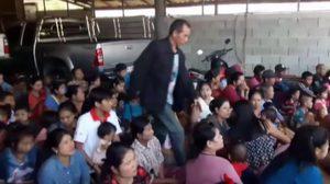 ชาวมอญอพยพเข้าไทย หลังเมียนมา – มอญ ปะทะใกล้ชายแดนไทย