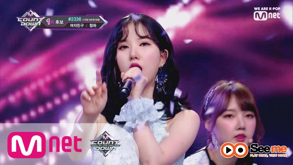 [GFRIEND - Sunrise] KPOP TV Show | M COUNTDOWN 190124 EP.603