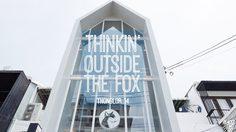 มาบุกถ้ำหมาป่า กับร้าน THINKIN' OUTSIDE THE FOX