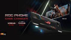 เผยราคา Asus ROG  Phone สมาร์ทโฟนเกมมิ่ง ในประเทศไทยเริ่มต้น 29,900 บาท
