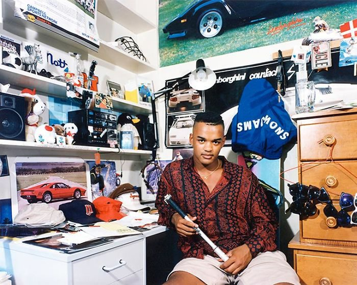 The Bedrooms Of Teenagers In The 90s (7)