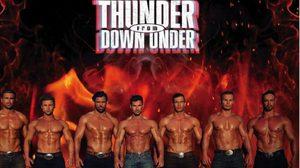 ร่วมสนุกชิงบัตร Australia's Thunder From Down Under Live in Bangkok
