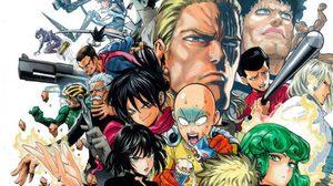ประกาศเปิดตัวการ์ตูน One-Punch Man ในรูปแบบอนิเมะแล้ว!!