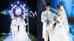 เวอร์วังอลังการ ธีมแต่งงาน Final Fantasy คู่รักญี่ปุ่นกับงบเกือบล้าน