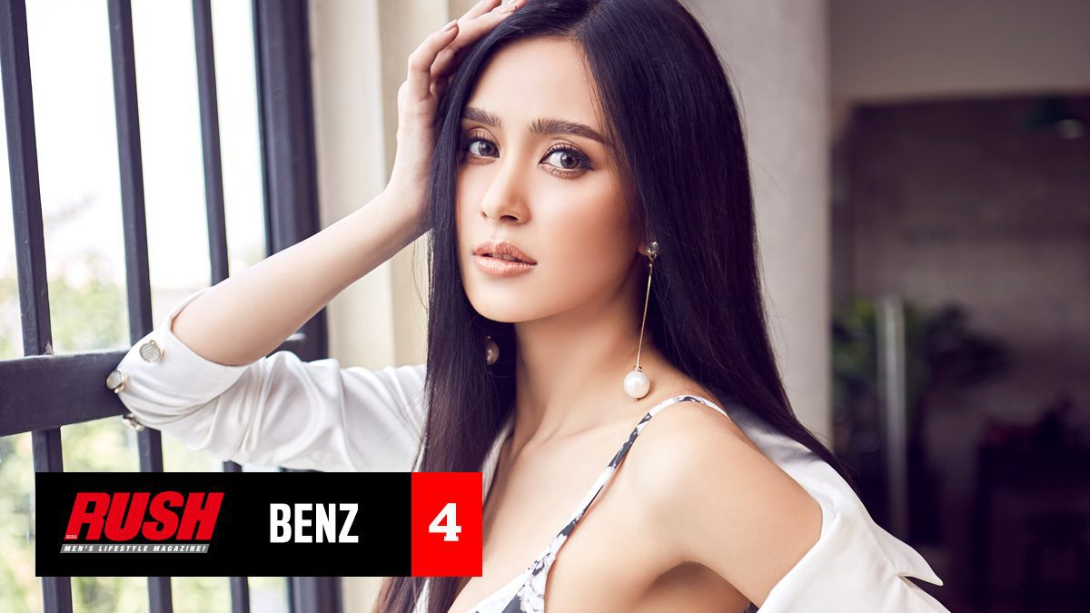 เบนซ์ ปุณยาพร จากสาวหวานเรียบร้อย มาเป็นสาวเซ็กซี่สุดแซ่บใน RUSH Issue 104