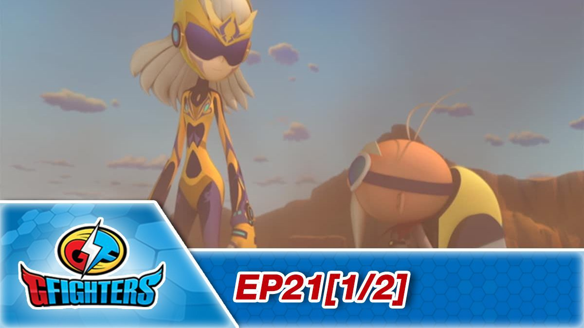 G Fighter EP 21 [1/2]