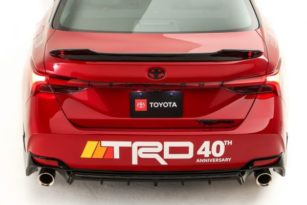 Toyota Avalon TRD Pro Concept