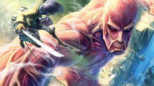 อ.ฮาจิเมะ อิซายามะ ออกมาขอโทษแฟนๆ  Attack on Titan เกี่ยวข้อความในตอนที่ 57