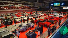จาก Tokyo Auto Salon 2019 เตรียมกระหึ่มสู่ไทยใน Bangkok Auto Salon 2019