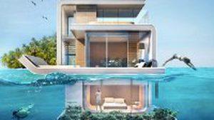 งานอลังมาอีกแล้ว! ดูไบ เตรียมสร้าง อพาร์ทเม้นท์ลอยน้ำ พร้อม ห้องใต้น้ำ วิวแพ๊งแพง