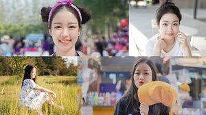 ใครๆ ก็อยากรู้จักสาวน้อยคนนี้ เซียงเซียง พรสรวง