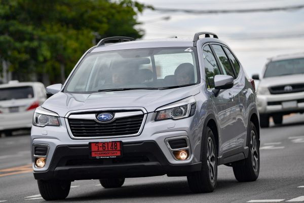 All New Forester