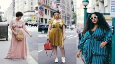 อ้วนแล้วไง!! สาวอวบขอประกาศบนเวทีโลก เทรนด์แฟชั่น เหมาะกับผู้หญิงทุกคน!!