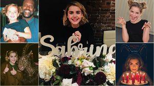 ใครๆ ก็อยากรู้จัก เคียร์แนน ชิพกา วัยรุ่นสุดฮอตกับบทแม่มด Sabrina