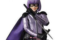 Rah Hit-Girl แอ็คชั่นฟิกเกอร์สุดเท่ จาก Medicom Toy