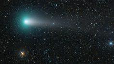 'ดาวหางจี-แซด' เข้าใกล้โลก คาดสว่างสุด 10-11 ก.ย.นี้
