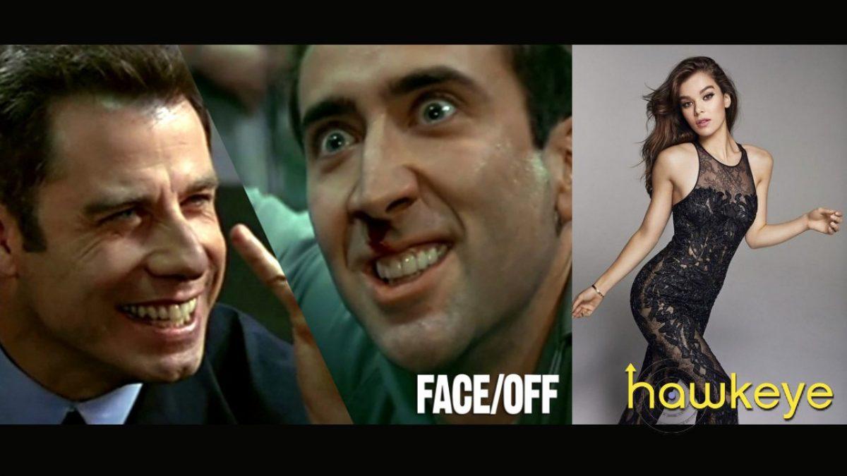 อัพเดทข่าวหนังรีบูท Face Off + นักแสดง Hawkeye