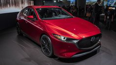 เปิดตัว Mazda3 2019 ครั้งแรกที่งาน Los Angeles Auto Show 2018 พร้อมเครื่องยนต์ใหม่