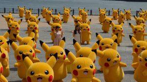 Pikachu ยกพวกบุกเมืองโยโกฮามา