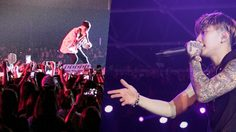 มันส์! คอนเสิร์ตฮิพฮอพเกาหลี AOMG 2017 Follow The Movement in Bangkok