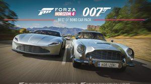 Forza Horizon 4 เอาใจแฟนสายลับ 007 นำรถยนต์ เจมส์ บอนด์ มาอยู่ในเกม