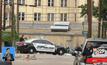 หุ่นยนต์ติดตั้งระเบิดในเมืองดัลลัส สหรัฐฯ