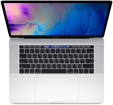 Macbook Pro 15 นิ้ว สีเงิน