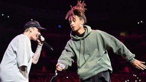 สองหนุ่มฮอต Justin Bieber – Jaden Smith รียูเนี่ยนบนเวทีคอนเสิร์ต