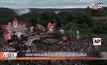 เทศกาลดนตรีน้ำตกอิกัวซูในอาร์เจนตินา