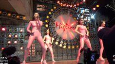 เกิร์ลกรุ๊ปเกาหลี Six Bomb สวมคอสตูมสุดสยิวขึ้นคอนเสิร์ต