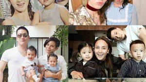 4 แม่ลูกดารา สุดน่ารัก ขวัญใจชาวโซเชียล