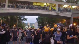 'สถานกงสุลฮ่องกง' เตือนคนไทย 24-25 ส.ค.นี้ มีชุมนุมประท้วงขัดขวางเส้นทางไปสนามบิน
