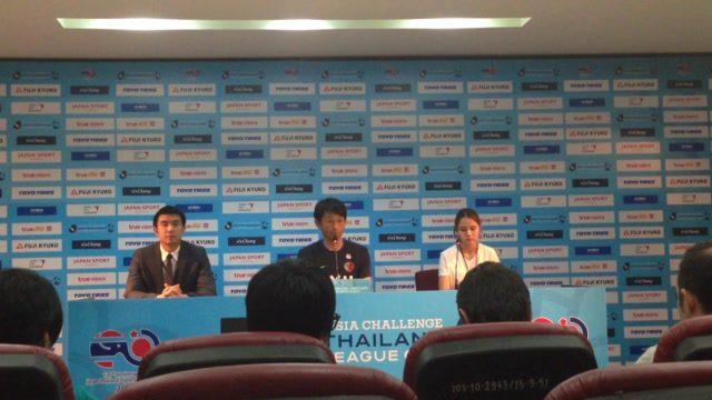 สัมภาษณ์หลังเกม โค้ช คาชิม่า แอทเลอร์ส หลังเอาชนะ สุพรรณบุรี เอฟซี 4-2 ศึกอุ่นเครื่อง J.League Challenge 2017