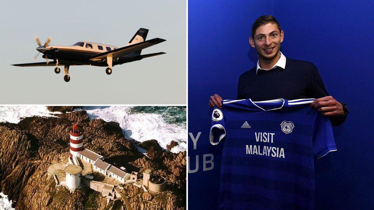 ข่าวด่วน! เครื่องบินหอกใหม่ คาร์ดิฟฟ์ หายจากจอเรดาร์ ทีมกู้ภัยเร่งค้นหาเต็มที่