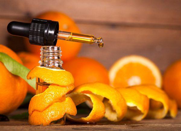 น้ำมันผิวเปลือกส้ม