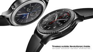 Samsung ประกาศวางจำหน่าย Gear S3 ในเมืองไทย 7 ธันวาคมนี้ ที่ราคา 12,900 บาท