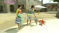 [ซับไทย] We Got Married :: Hyun Joong & Hwangbo EP.5